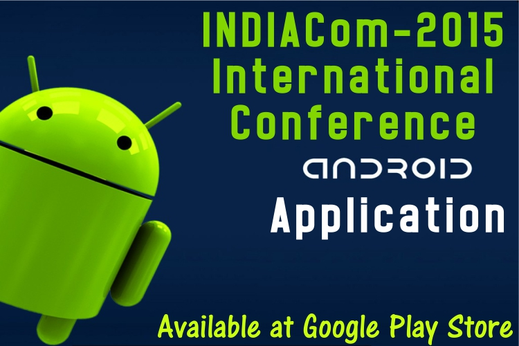 INDIACom Android App